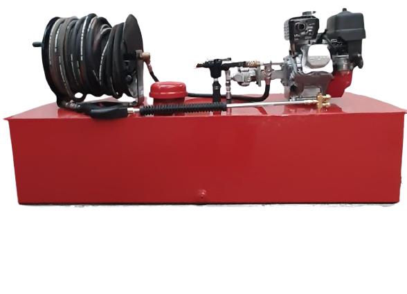 Oil Sprayer with custom tank Image