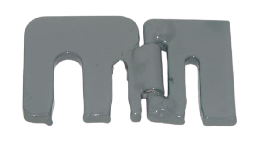 Exterior curved wall bracket Image